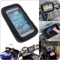 Waterproof Bicycle Motorcycle Case for 3.5 / 4.3 / 5 inches GPS Devices