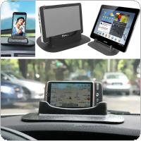Dashboard Soft Sticky Pad Holder for Mobile Phone / GPS / Sat Nav / Tablet PC