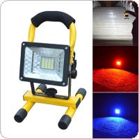 20W 24 LED Flood Light Portable Outdoor Waterproof IP65 Emergency Lamp Work Light