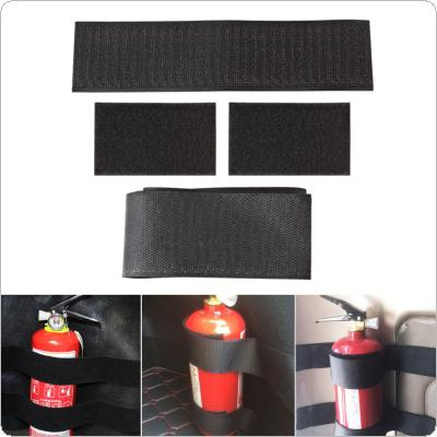 5pcs/set Car Truck to Receive Store Content Bag Storage for Fire Extinguisher