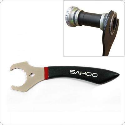 SAHOO  Cycling Bike Hub Cone Spanner Wrenches Wheel Nut Bicycle Repair Tool Bottom Bracket Wrench
