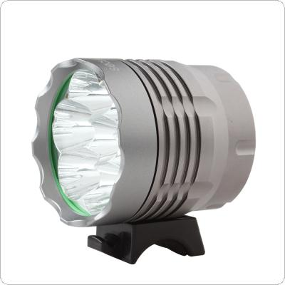 SecurityIng 5000Lm 7 x CREE XM-L T6 LED Fishing Camping Bike Flashing Light Cycling Head Lamp