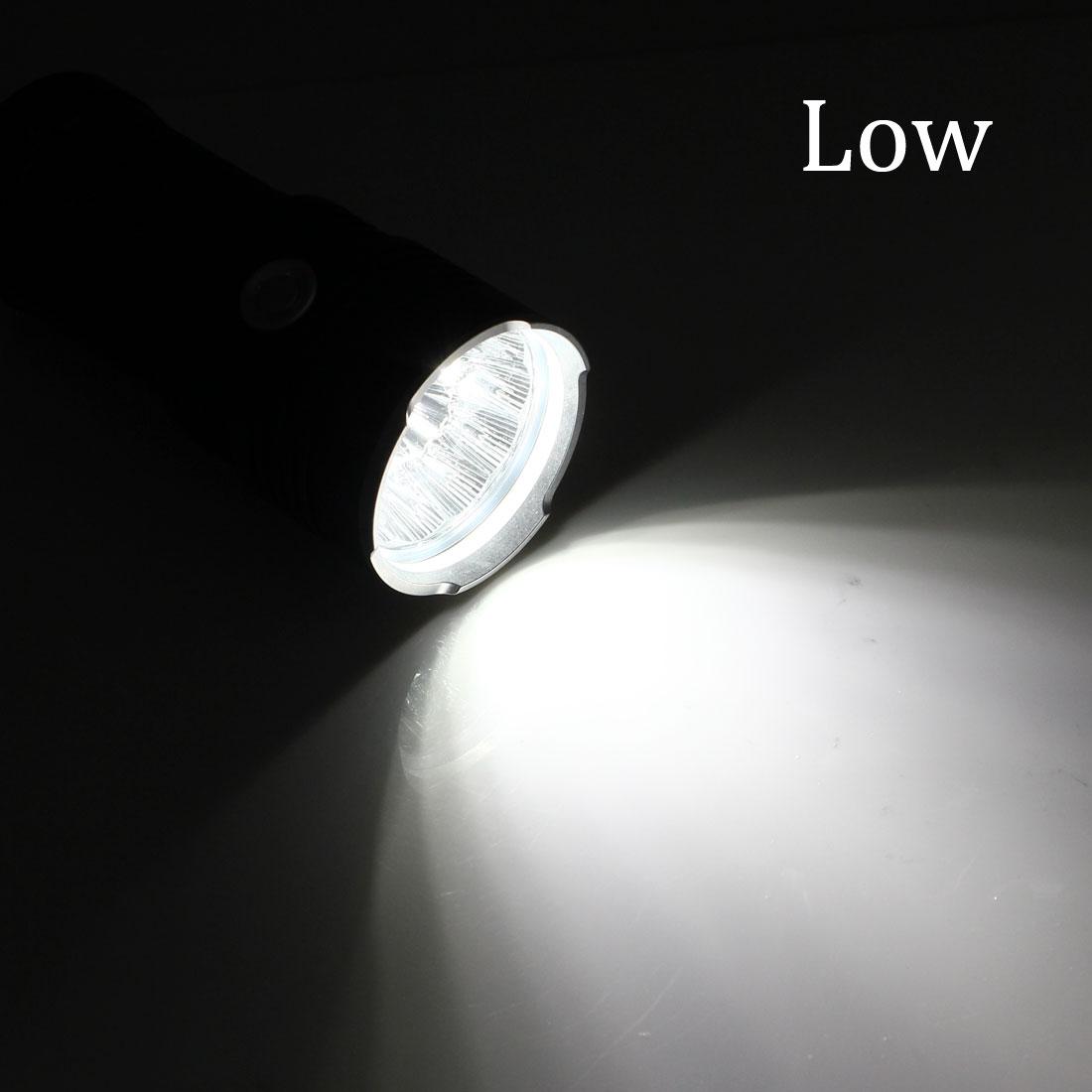 SKYRAY 12x XML-T6 LED Super Bright Backpacking Hunting Fishing Flashlight Torch Flash Lamp