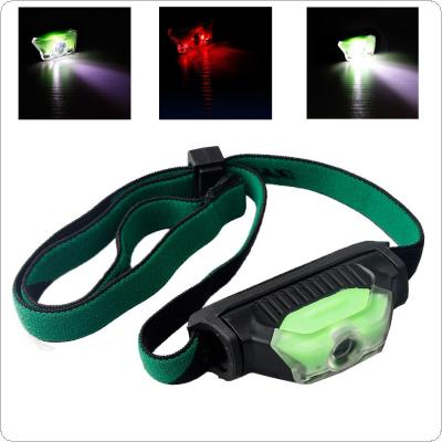 Skywolfeye CREE XPE Brightest LED Headlamp Head Light For Cycling