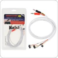 Kaisi Original DC Power Supply Phone Current Test Cable Repair Tools Fit for iPhone