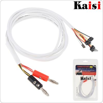 Kaisi Original DC Power Supply Phone Current Test Cable for iPhone Repair Tools