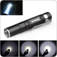 SKYWOLFEYE E522 Mini Pen Light 300LM XPE LED Flashlight Waterproof Torch Lamp Zoomable