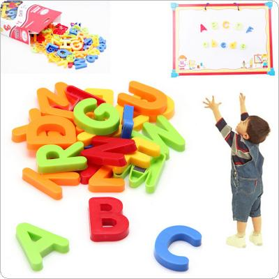 80pcs Magnetic Letters and Numbers for Toddlers Refrigerator Magnet- Educating Child In Fun