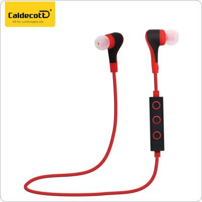 Caldecott Bluetooth Wireless Earphones Earbuds Sport Handsfree Earphone with Microphone