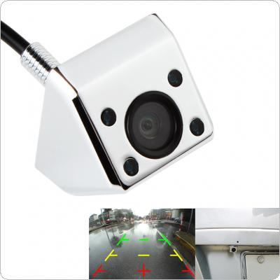 Waterproof Design 480 TV Lines Night Vision Rear View Camera 120 Degrees Wide Angle Lens  For Cars