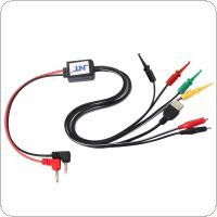 DC Power Supply Phone Current Test Cable with USB Output Power Data Cable Mobile Phone Repair Tools for Phones