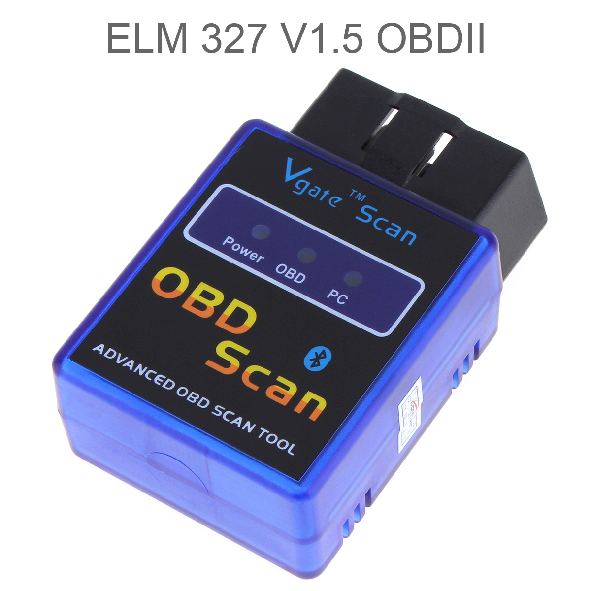 wholesale mini elm327 v1 5 bluetooth wireless obd2 auto car diagnostic scan tool. Black Bedroom Furniture Sets. Home Design Ideas