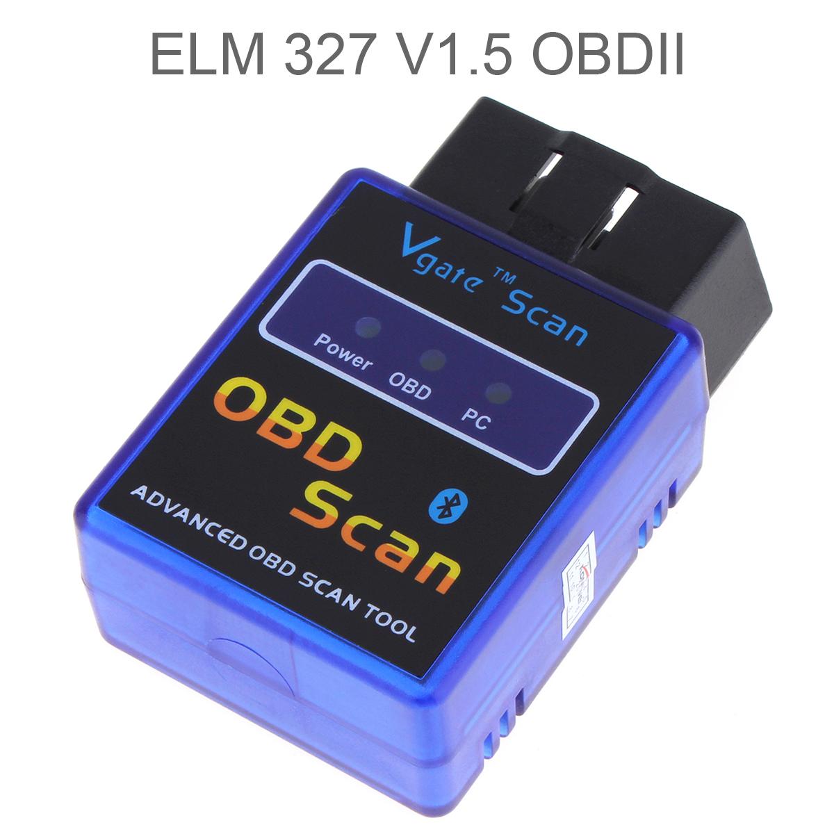 wholesale mini elm327 v1 5 bluetooth wireless obd2 auto car diagnostic scan tool. Black Bedroom Furniture Sets. Home Design Ideas