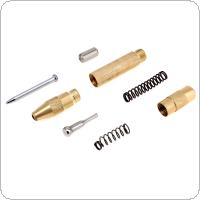 130mm HSS & Brass Spring Loaded Automatic Center Pin Punch Marking Starting Holes Tool