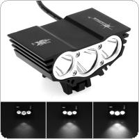 Solarstorm U2 Bicycle Light 2400Lm XM-L LED 4-Mode Bike Front HeadLight