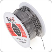 Kaisi 50g Flux 1.2% Fine Wire Tin Lead Solder Wire Sn60 / Pb40 for Precise Welding Works (0.4mm / 0.5mm / 0.6mm Optional)