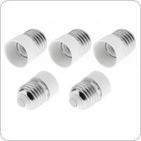 5pcs E27 to E14 LED Bulb Base Adapter Universal Light Converter Lamp Socket Holder