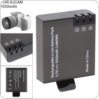 3.7V 1050mAh  Li-ion Rechargeable Battery for SJ4000 / SJ5000 / SJ6000 / SJ7000 / SJ8000 / SJ9000 Camera