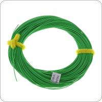 100 Feet Floating Fly Fishing Line WF4F Weight Forward Polyethylene Fly Fishing Cord 4 Colors Optional