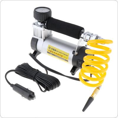 Portable Super Flow DC 12V 100PSI Auto Tire Inflator / Car Air Compressor