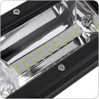 7D 20 Inch 540W Car LED Worklight Bar Triple Row Spot Flood  Combo Offroad Light  Driving Lamp for Truck SUV 4X4 4WD ATV