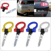 11cm Multi Color General Simple Stylish Modified front Bumper Trailer Hook