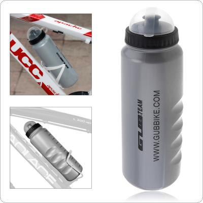GUB 1000ml Lightweight Plastic Portable Bicycle Water Bottle with Dust Cover for Cycling / Camping