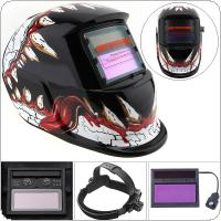 Welding Tools Adjust Solar Auto Darkening TIG MIG Grinding Welding Helmets / Face Mask / Electric Welding Mask