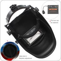 Eagle & Star Adjust Solar Auto Darkening TIG MIG Grinding Welding Helmets / Face Mask / Electric Welding Mask / Weld Cap