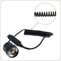 Remote Pressure Switch Fit for C8/C2 Q5/R5/T6 LED Torch Flashlight