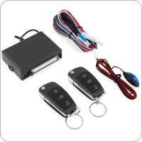 12V Car Alarm System Vehicle Keyless Entry System with Remote Control & Door Lock Automatically Fit for Toyota