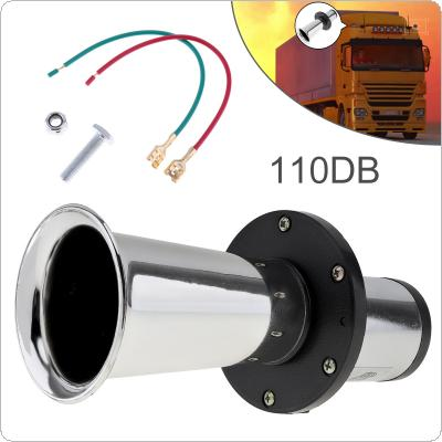 Universal  12V 110dB Antique Air Horn with OO-GA OO-GA Sound for Boat Train Car Vehicle