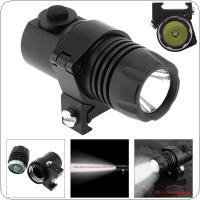 Waterproof G05 XP-G R5 LED 210LM Handheld Military Weapon Lights Pistol Torch Light Tactical Flashlight with 2 Modes Light
