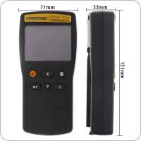LS1310C ABS Portable Hand-held Digital Thermometer with K type Thermocouple and LCD Display