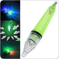 Colorful LED Underwater Night Fishing Light Lure for Attracting Bait and Fish Effective For Up To Deep Water