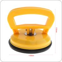 Super ABS Plastic Single Head Suction Cup Sucker with Handle Puller Lifter Dents Remover for Glass Anti-static Floor Tile