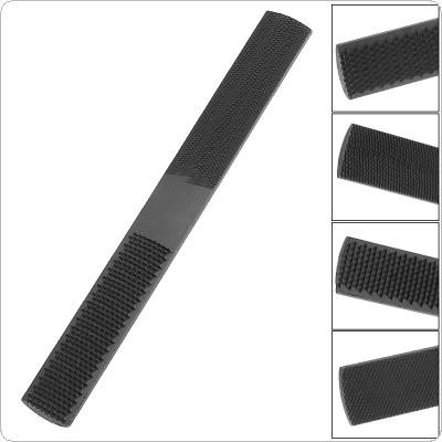 Multifunctional 4 Inch Carbon Steel Rasp File Carpentry Hand Tool for Woodworking