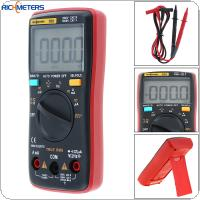 RM109 9999 Counts Portable LCD Display Handheld Digital Multimeter with Backlight Support Data Hold and Square Wave Output