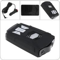 LG100 X K Ka Laser Car Detector Anti Radar Detector Detection Devices with LED Screen Display support Russian & English