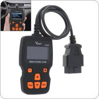 VGATE VS890 Universal  OBD2/EOBD + CAN  Code Reader Auto Scanner Diagnostic Tool support Multi-language