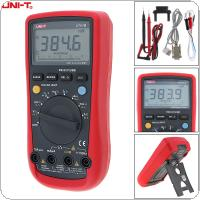 UNI-T UT61B 3999 Counts LCD Display Precision Digital Multimeter with RS232C / USB Standard Interface Line and Backlight Support Automatic Range