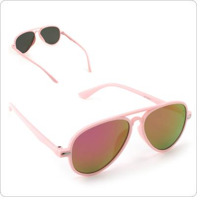 Children Cute Fashion Sun Glasses UV400 Color Film Sunglasses Baby Cute Sun-shading Eyeglasses