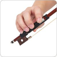 Rubber Violin Bow Grip Posture Correction Grasp Bow Pose Orthotics for Beginner Violin Teaching 1/8, 1/10, 1/4, 2/4, 3/4, 4/4