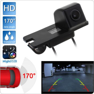 CCD HD 480TVL 170 Degrees Wide Angle Auto Car Rearview Camera Reverse Backup Parking Camera for Chevrolet