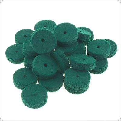 90pcs/set Tuning Tools Piano Keyboard Washers Worsted Washers Piano Accessories Piano for Leveling Keys