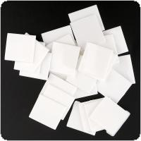 52pcs Cube Piano Accessories Piano Keytop Repairable Part with White Color for Piano