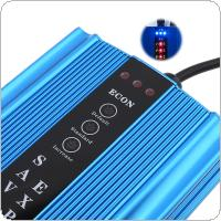 68KW 90-250V Intelligent Electricity Saving Box  with LED Indicator Light Energy Saving Device Electricity Bill Killer Up to 35% for Home Office Use