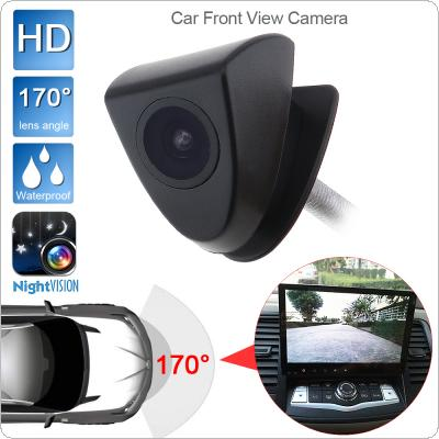 420 TVL HD Car Front View Camera Night Vision 170 Wide Degrees Logo Embedded for Toyota