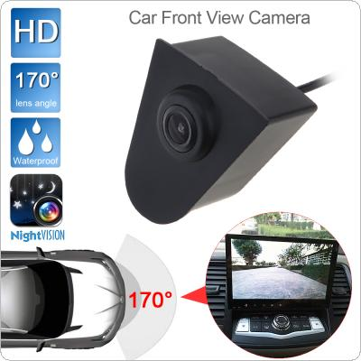 420 TVL HD Car Front View Camera Night Vision 170 Wide Degrees Logo Embedded  for Honda