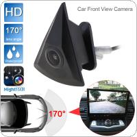 420 TVL HD Car Front View Camera Night Vision 170 Wide Degrees Logo Embedded Fit for Volkswagen